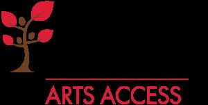 Matheny Arts Access Logo